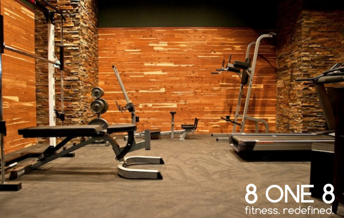 Home gym edited one fitness